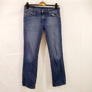 Lucky Brand Dungarees Sundown Straight Leg Jeans